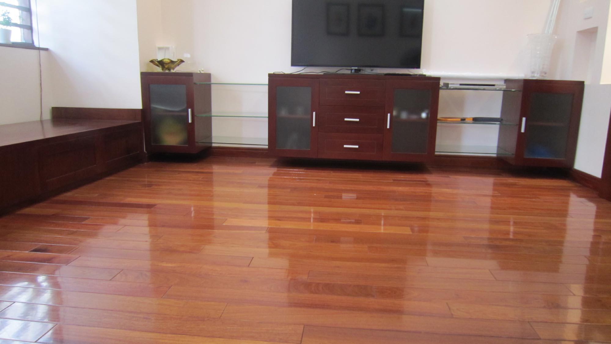 Cách chọn sàn gỗ công nghiệp cho nhà đẹp.