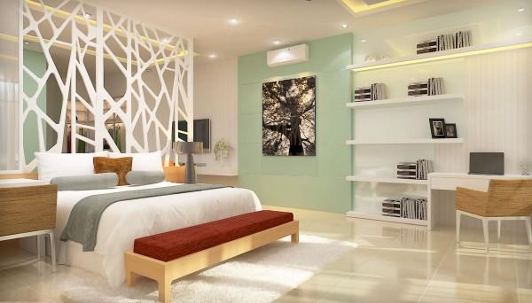 Thiết kế nội thất nhà phố đẹp lộng lẫy như biệt thự