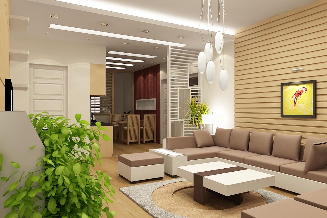 thiết kế chung cư mini cây xnah là rất quan trọng