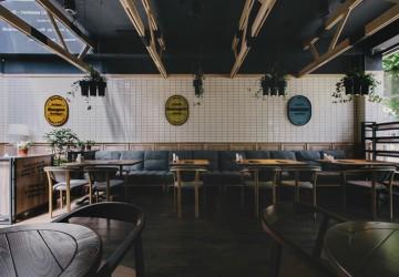 Thiết Kế Nội Thất Cửa Hàng Bakery - Cafe Ấn Tượng (1)